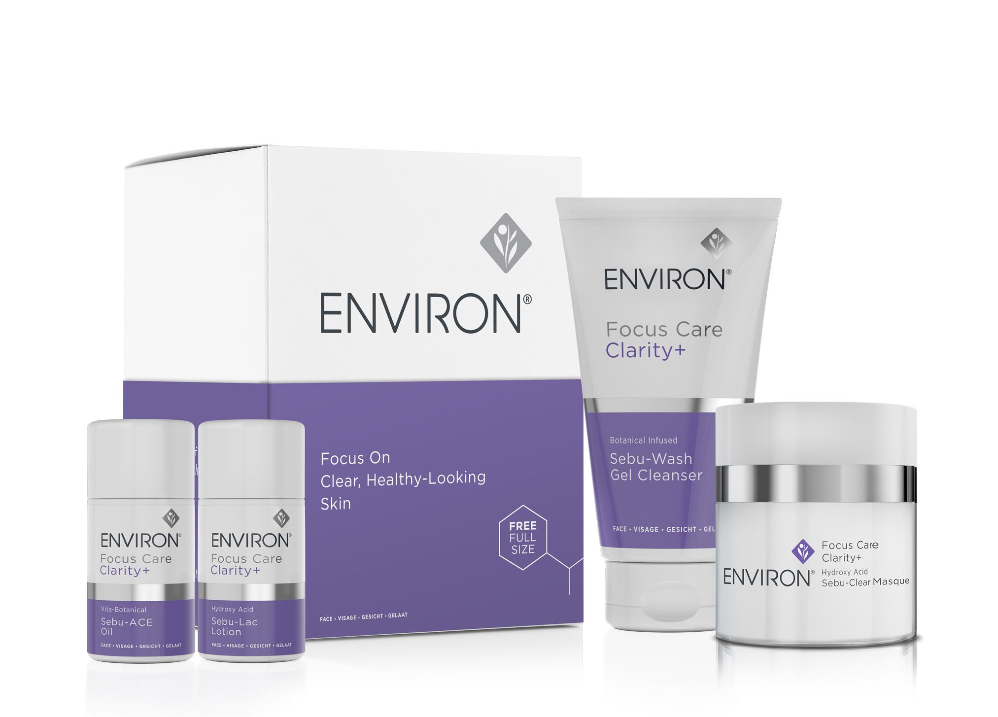 ENVIRON: FOCUS ON CLEAR, HEALTHY SKIN